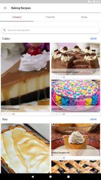 Baking Recipes स्क्रीनशॉट 6