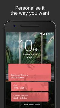 GoodDay: Home & Lock Widgets screenshot 3