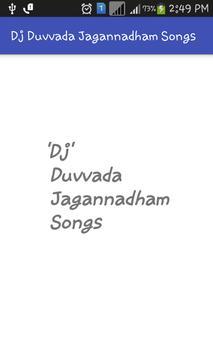 Dj Duvvada Jagannadham telugu poster
