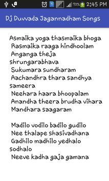 Dj Duvvada Jagannadham telugu apk screenshot