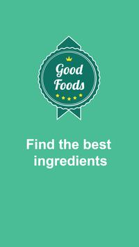 Grocery Reviews - GoodFoods poster