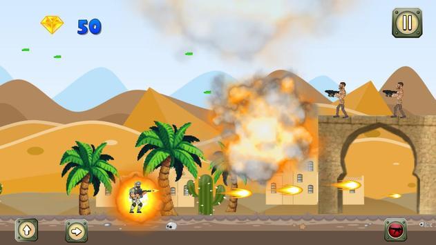 Desert Mission apk screenshot