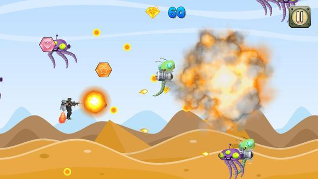 Flying Commando apk screenshot