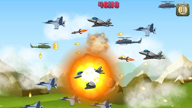 Helicopter Airstrike screenshot 3
