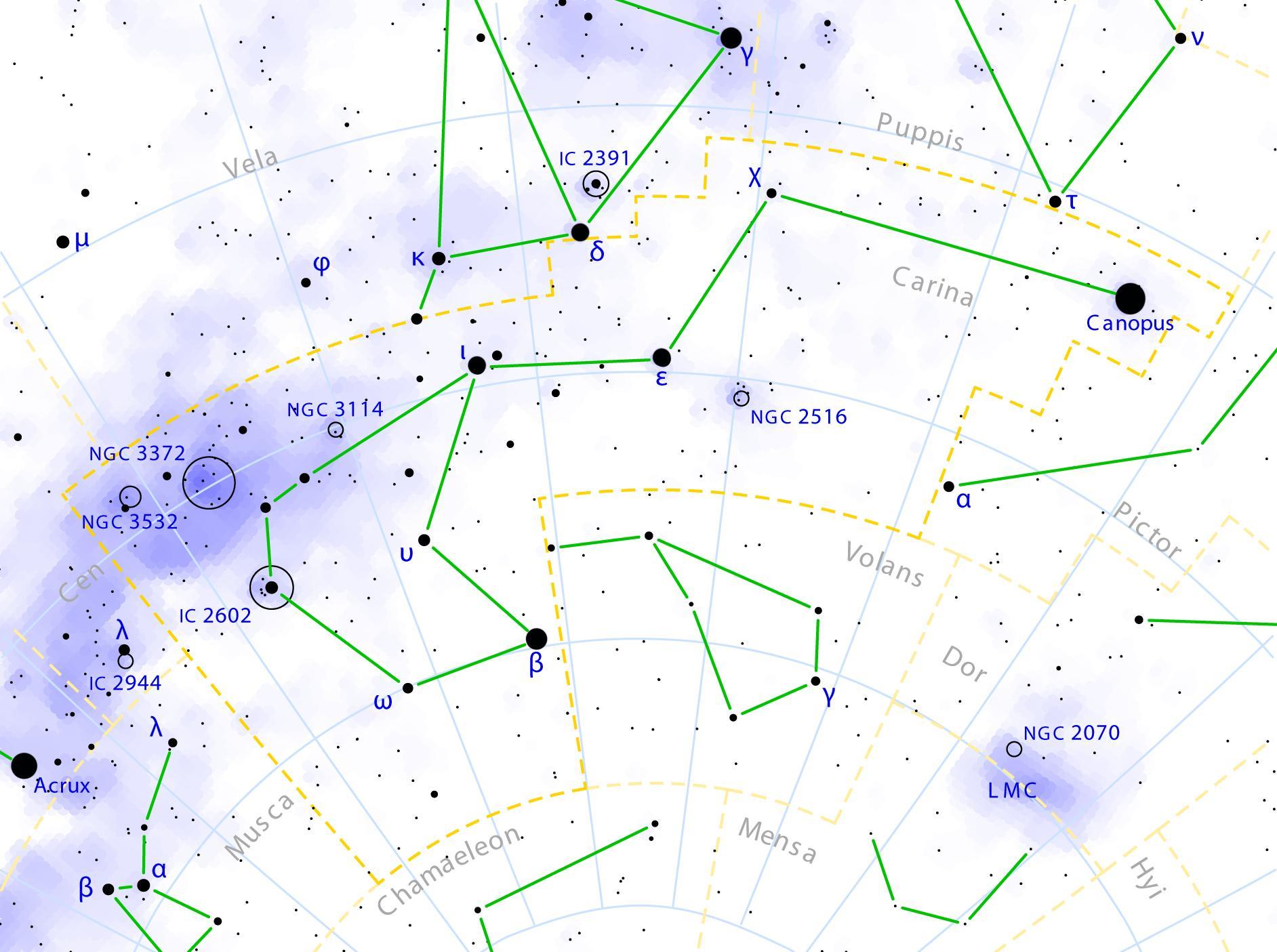 Sternbild Sternenhimmel Karte für Android   APK herunterladen