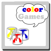 color education hue for kids icon