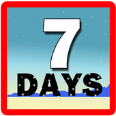 days of the week games free icon