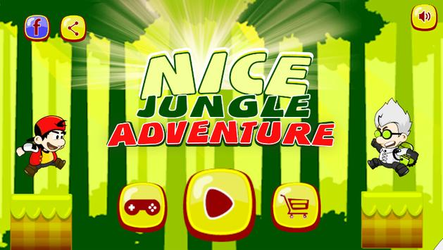 Nice 🍎🍎 🍀  Jungle Adventure 2 Poster