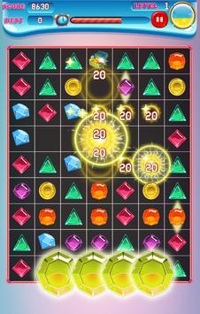 Bejewel Diamond Blast screenshot 1