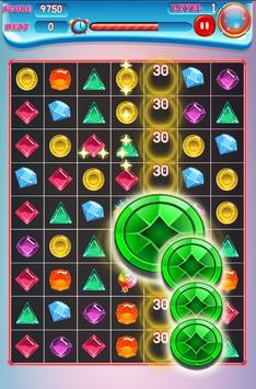 Bejewel Diamond Blast screenshot 2