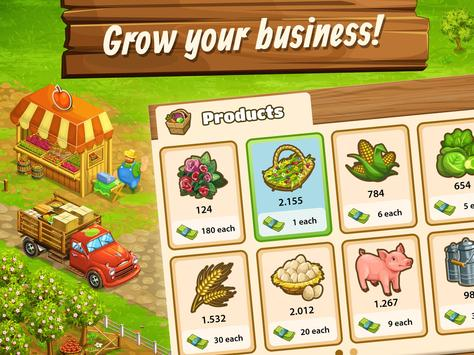 Big Farm: Mobile Harvest apk screenshot