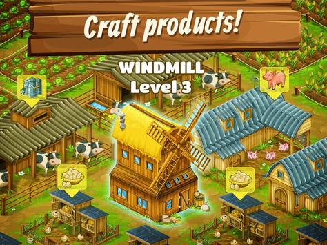 Big Farm: Mobile Harvest apk screenshot