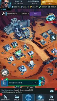 Empire: Millennium Wars تصوير الشاشة 5