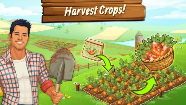 Big Farm: Mobile Harvest poster