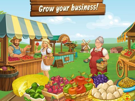 Big Farm: Mobile Harvest screenshot 12