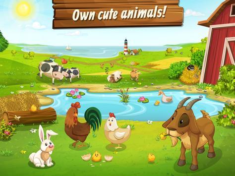 Big Farm: Mobile Harvest screenshot 13