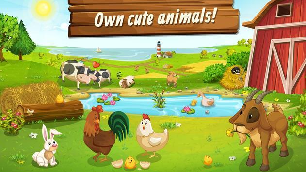 Big Farm: Mobile Harvest screenshot 3