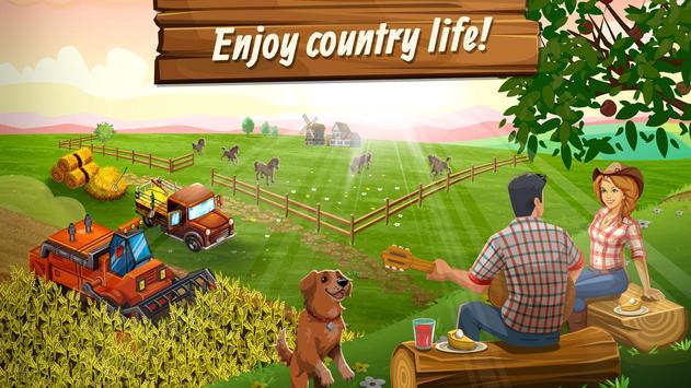 Big Farm: Mobile Harvest screenshot 4