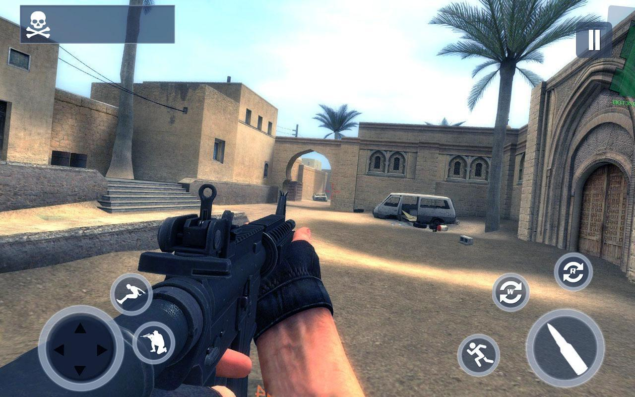 By Photo Congress || Counter Terrorist Attack Apk Android