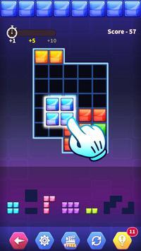 Block Puzzle Deluxe screenshot 1