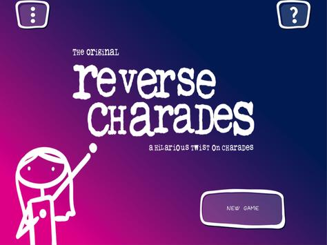 Reverse Charades poster