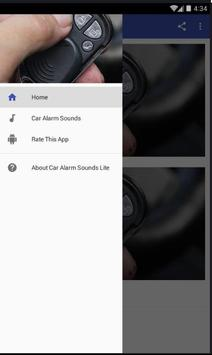 Car Alarm Sounds Lite screenshot 1