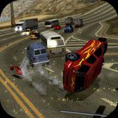 Car Crash Sounds Lite icon
