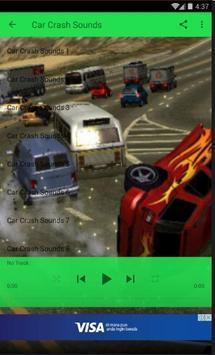 Car Crash Sounds Lite apk screenshot