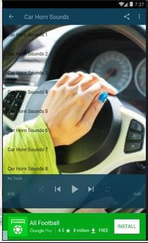 Car Horn Sounds Free Lite apk screenshot