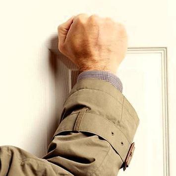 Door Knocking Sounds Lite poster
