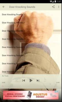 Door Knocking Sounds Lite apk screenshot