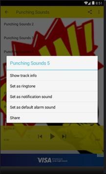 Punching Sounds Lite screenshot 3