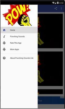 Punching Sounds Lite screenshot 1