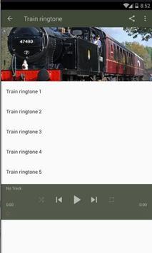 Train ringtone Lite screenshot 2