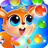 Jelly Bubble Pop - Fruit Bubble Shooting Game icon