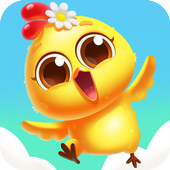 Chicken Splash 2 - Collect Eggs & Feed Babies icon