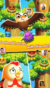 Chicken Splash 2 - Collect Eggs & Feed Babies poster