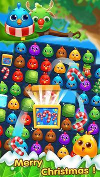Ayam Splash:Telur Penyelamatan screenshot 1