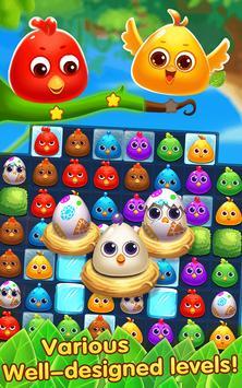 Ayam Splash:Telur Penyelamatan screenshot 3