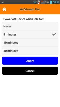 Air-Stream Pro apk screenshot