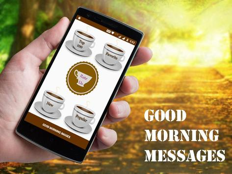 Good Morning Messages poster