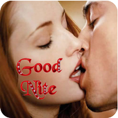 Good Night Kiss Images icon