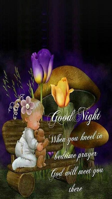 Good Night Quotes With Images For Android APK Download Cool Download Bedtime Quotes
