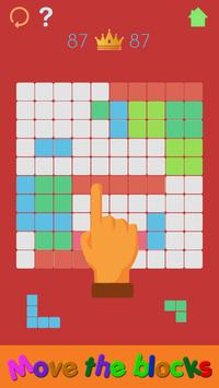 10x10! Blocks Crash apk screenshot