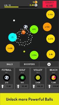 Idle Clicker Balls apk screenshot