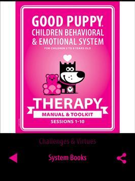 GOOD PUPPY Children Behavioral System Catalog screenshot 7