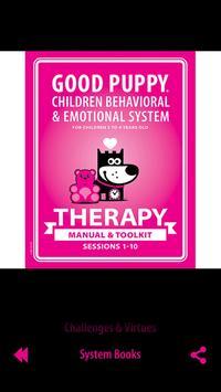 GOOD PUPPY Children Behavioral System Catalog screenshot 3