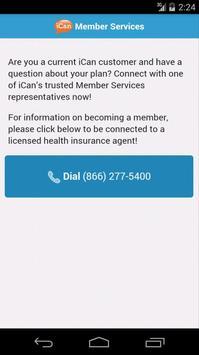 iCan Benefit apk screenshot