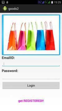 Test App screenshot 2