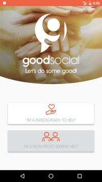 GoodSocial poster